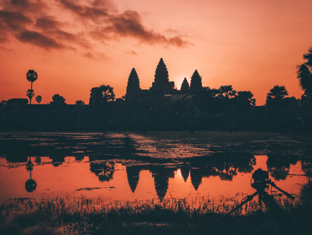 THE ULTIMATE SIEM REAP ITINERARY & GUIDE