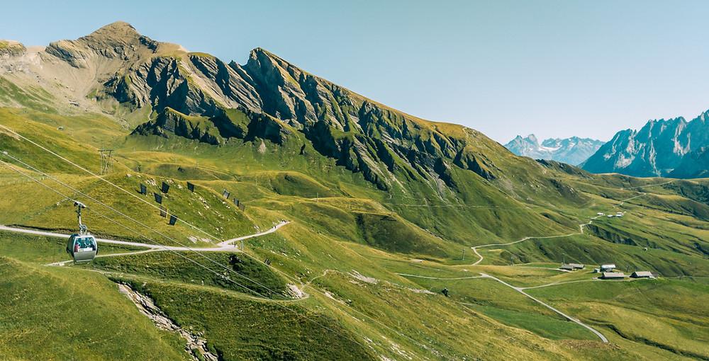 Gindelwald First Landscape