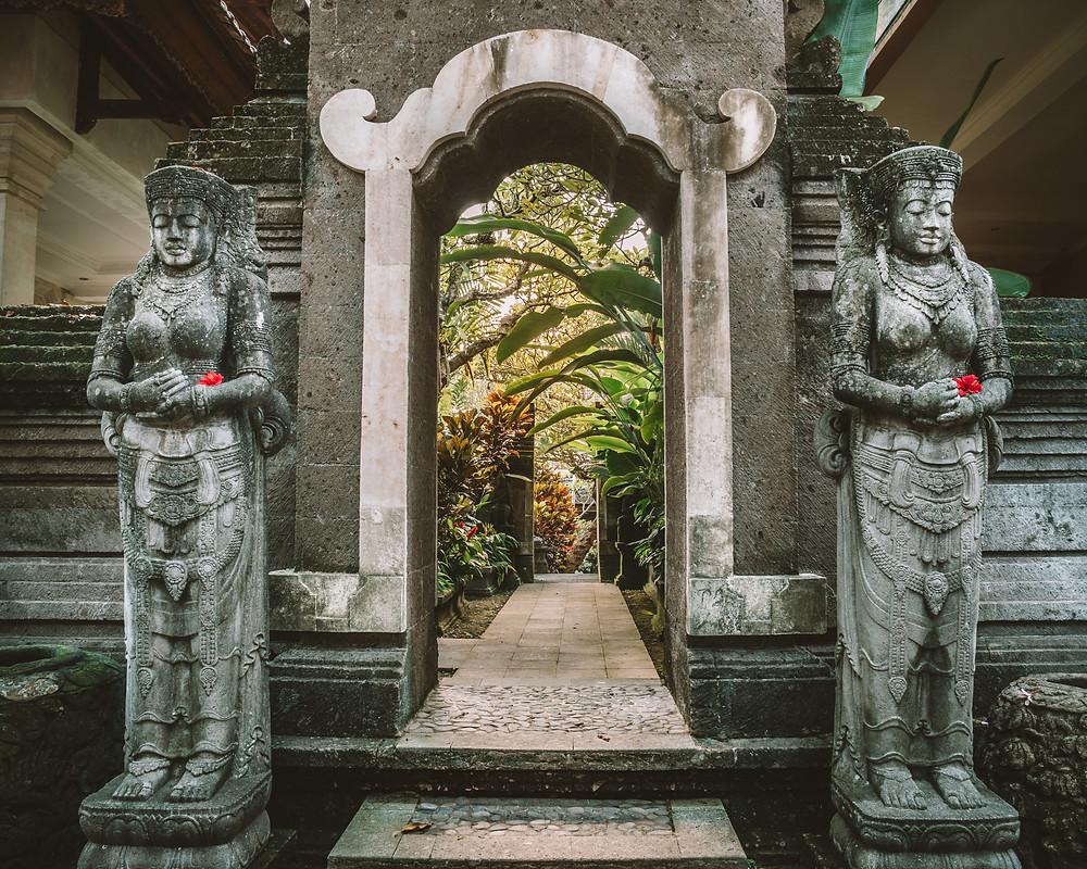 Casa Luna Doorway