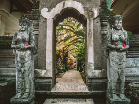 A Balinese Home Away From Home