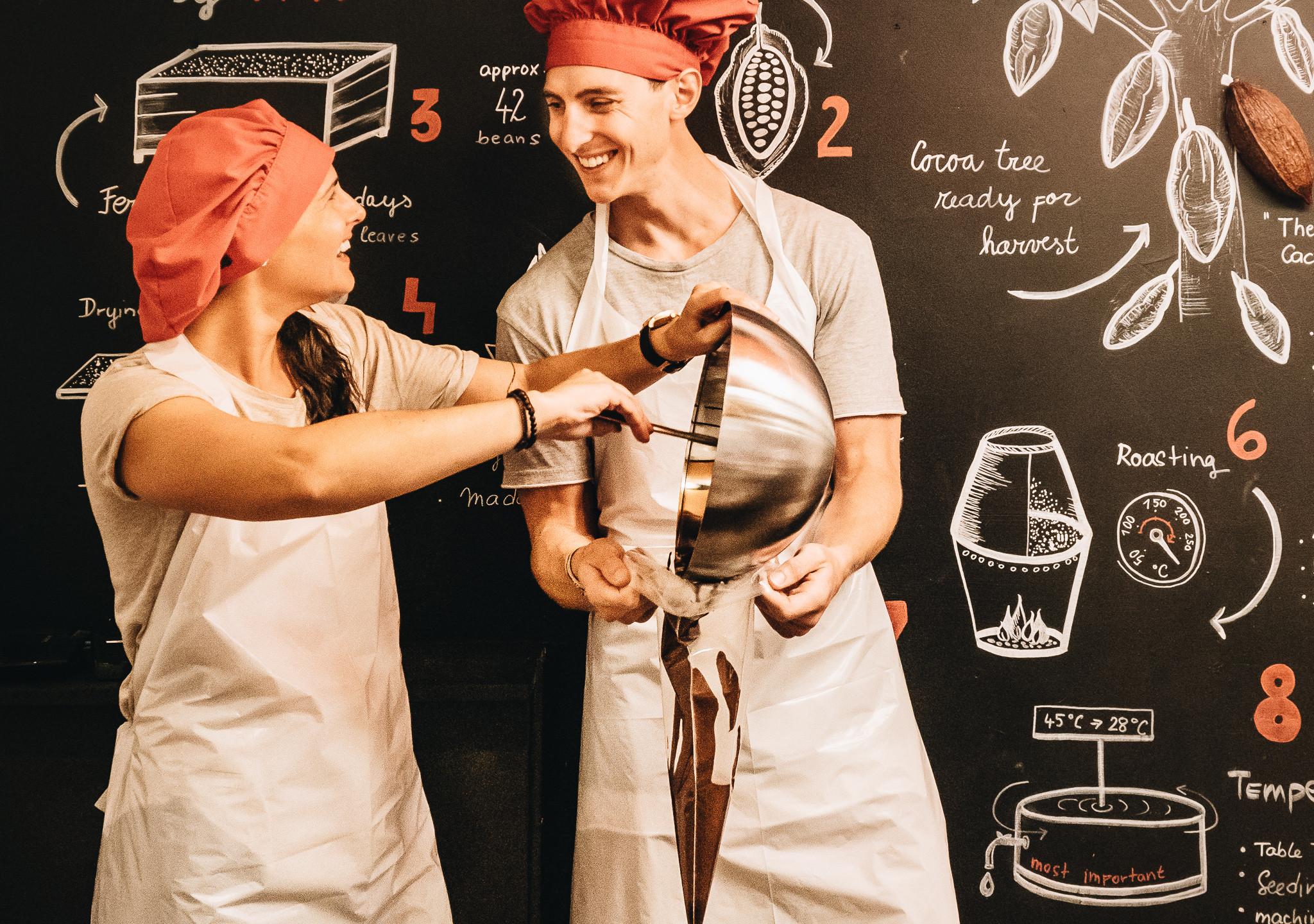 Chocolate Workshop Interlaken 2