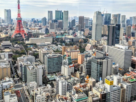 3 Days in Tokyo - Travel Tips on What to Eat, See & Do