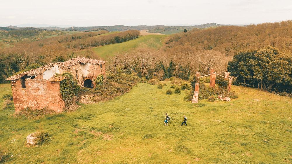 Tuscan Ruins