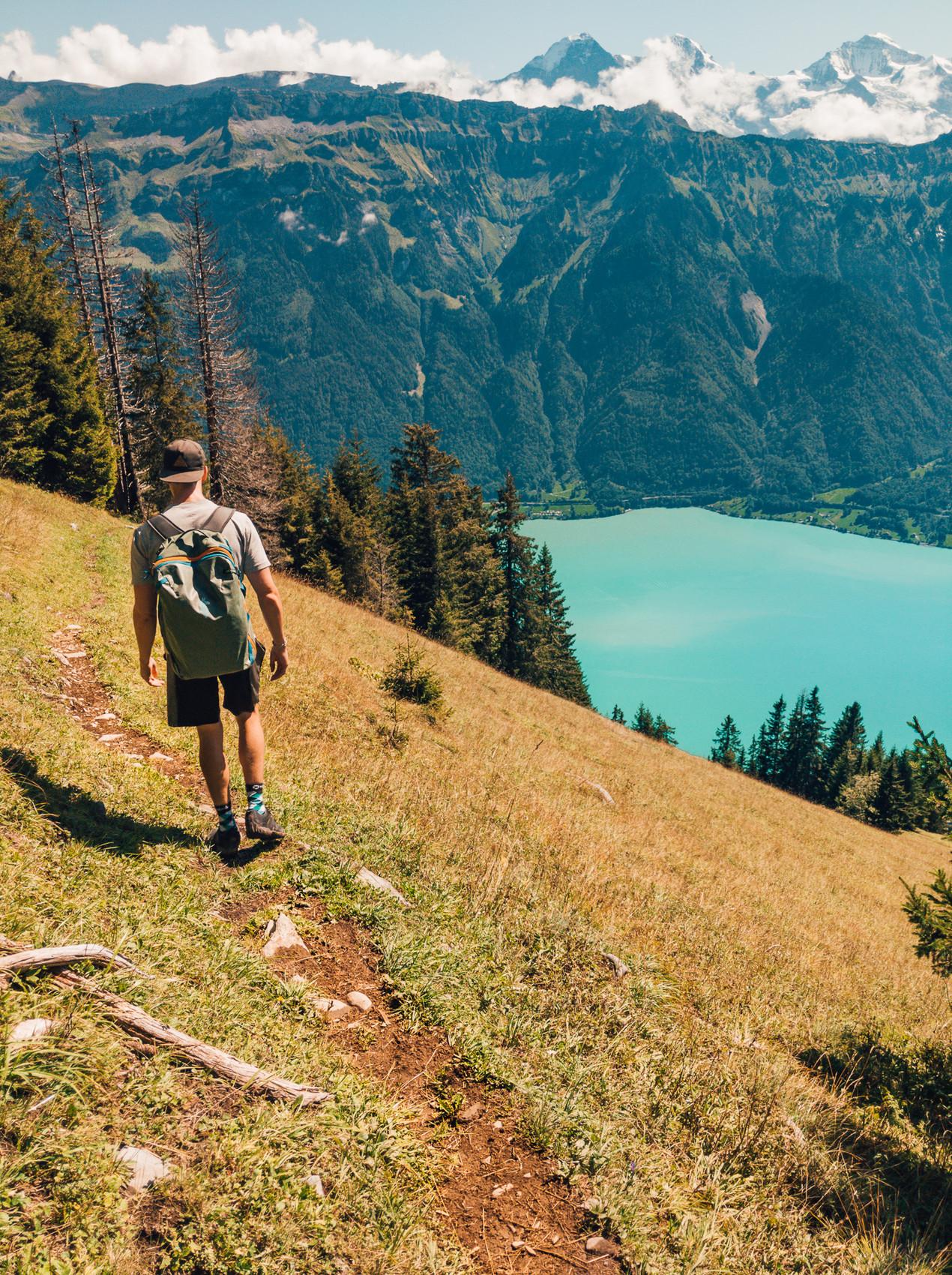 Hiking Interlaken 1