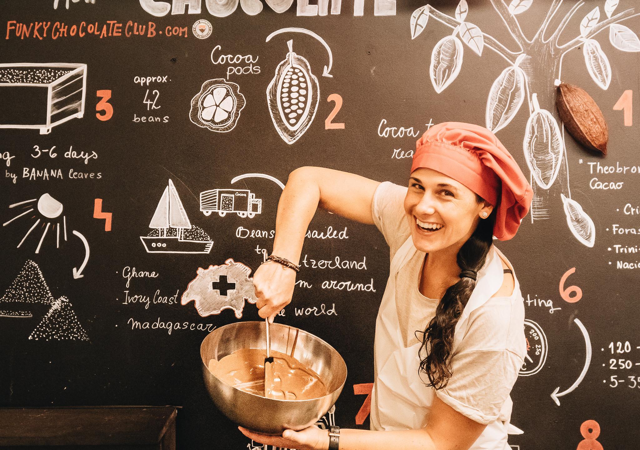 Chocolate Workshop Interlaken 3