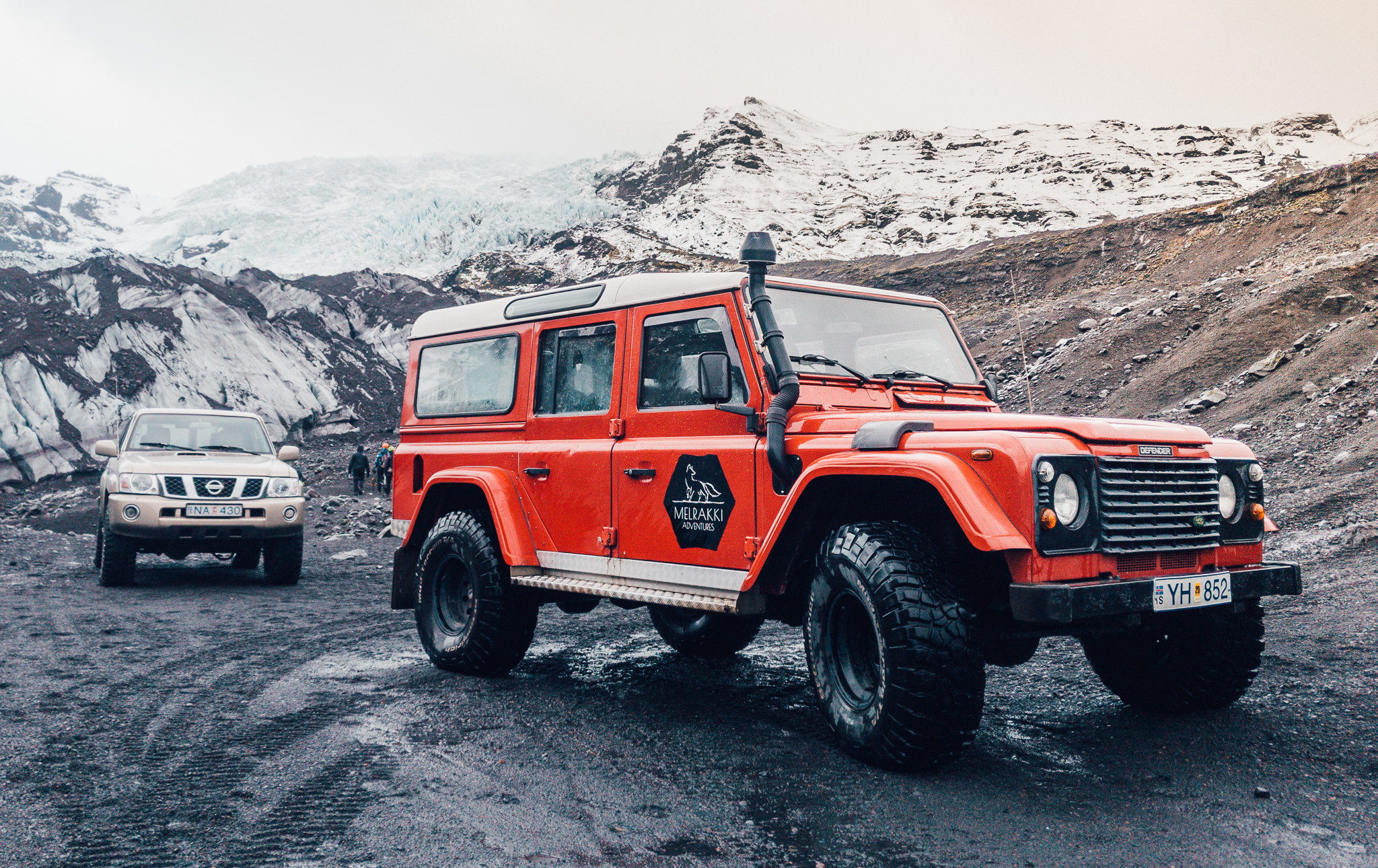 Off Roading in Iceland
