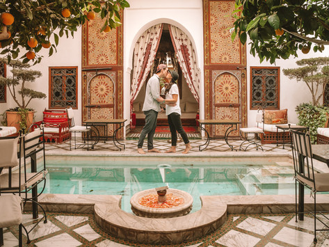 Why Pick a Riad in Marrakech?