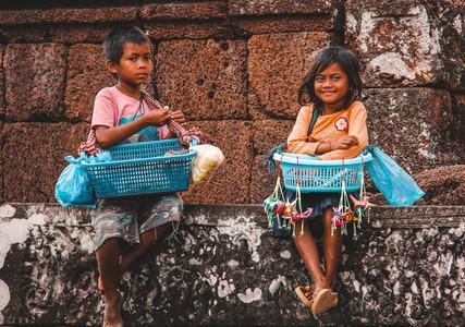 Kampong Khleang Children