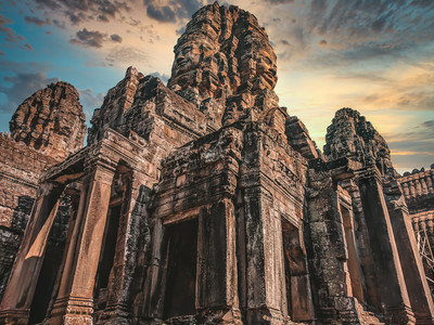 Bayon Temple_1