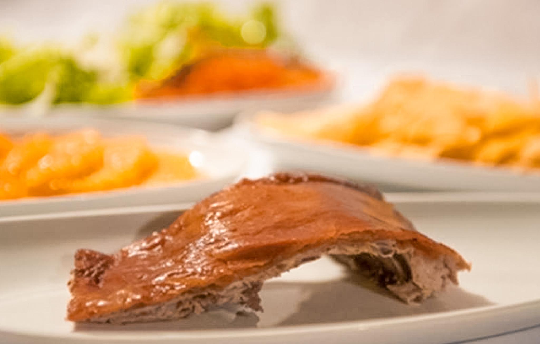 Restaurante Vidal Ferreira Suckling Pig