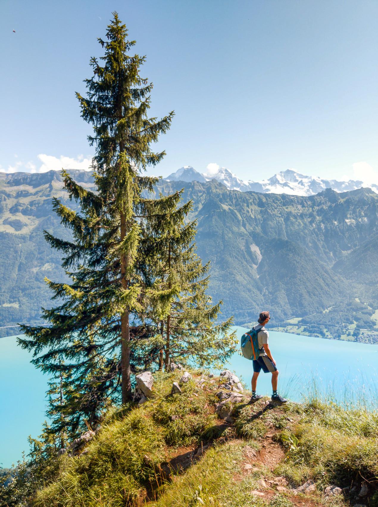 Hiking Interlaken 2