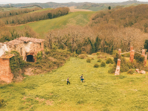 The Magic of a Tuscan Farmhouse Stay