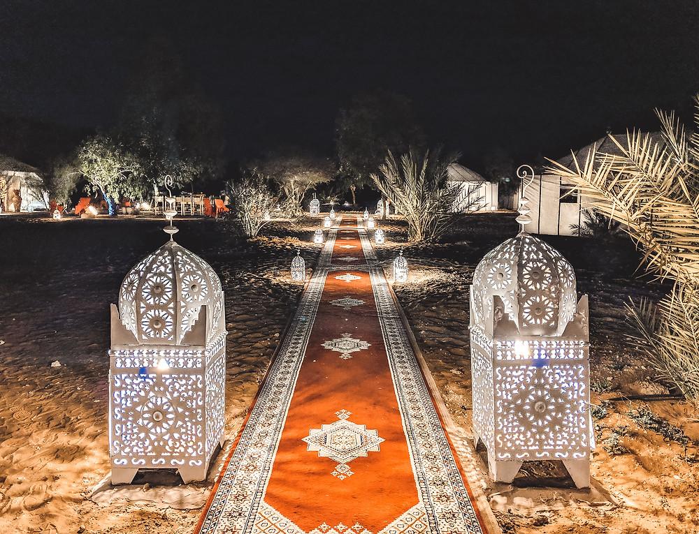 Merzouga Desert Luxury Camp