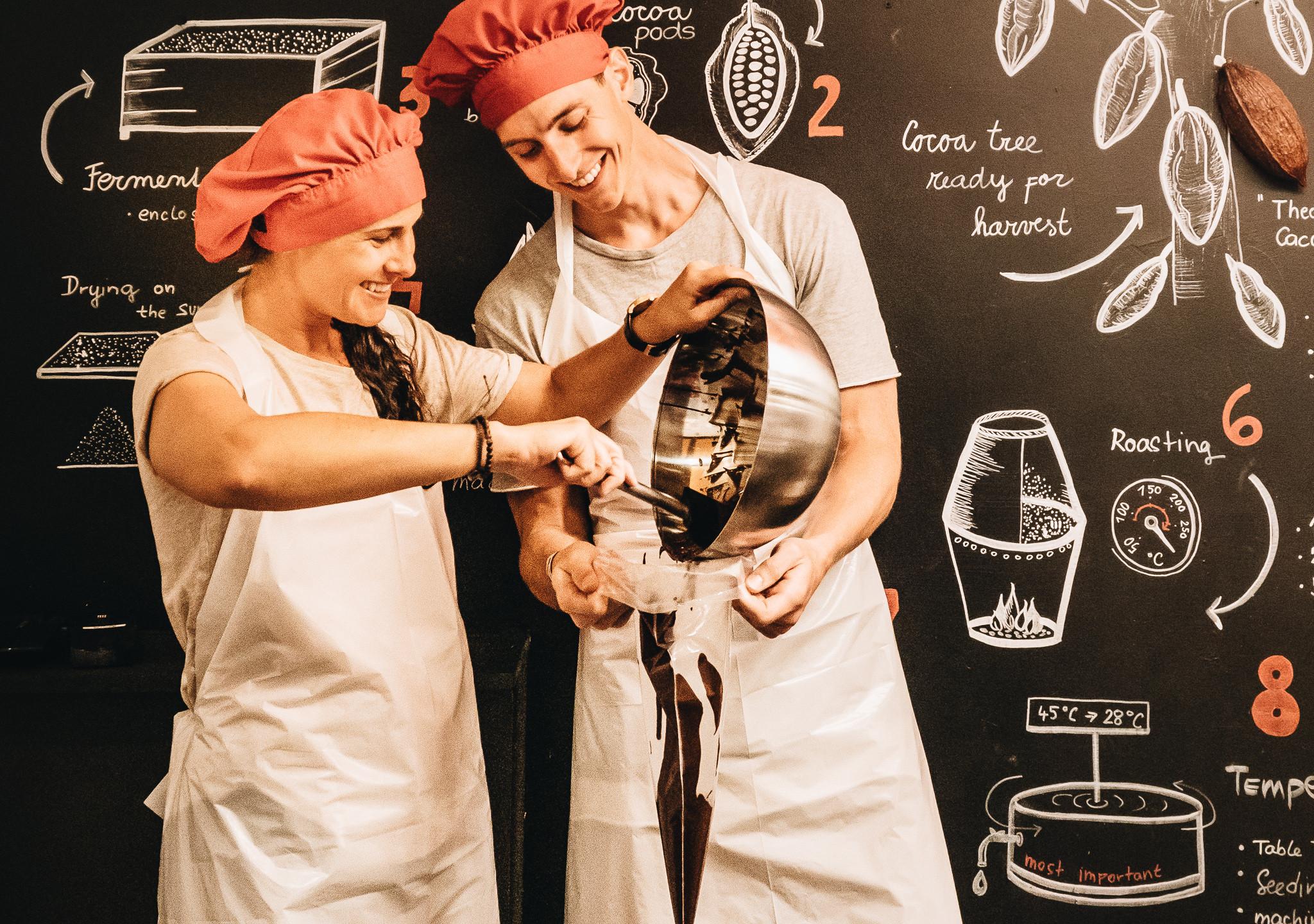 Chocolate Workshop Interlaken 4