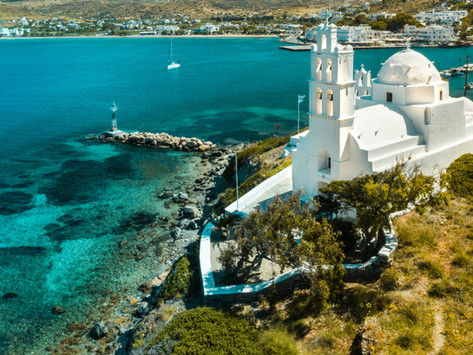 The Ultimate Guide to the Greek Islands