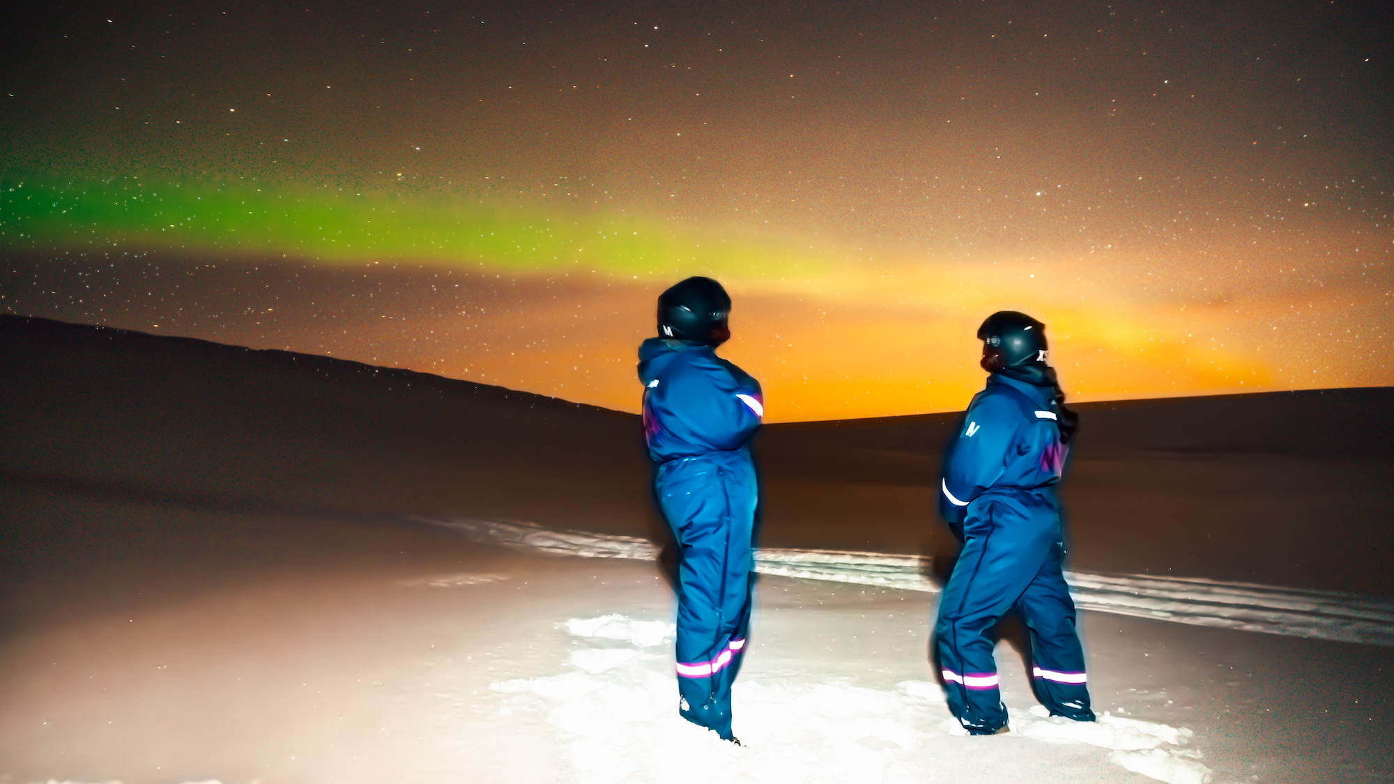 Northern Lights Snowmobiling_4