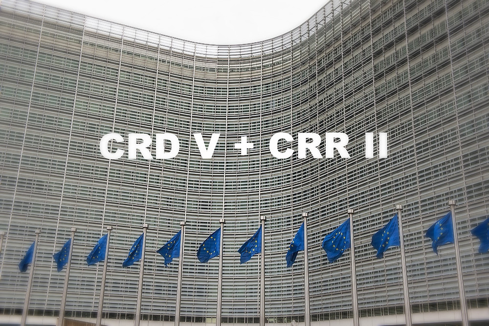 EU parliament CRR II CRD IV