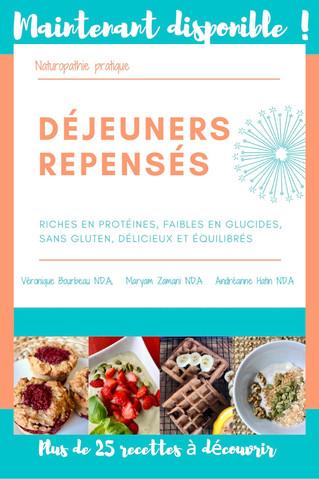 E-book : Déjeuners repensés