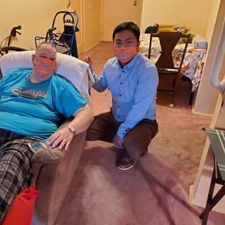 Hailing Visting Senior