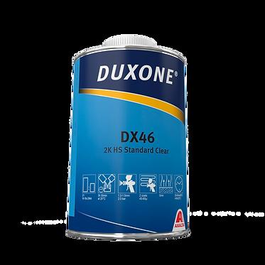 DX46 2К Стандартный лак с высоким сухим остатком