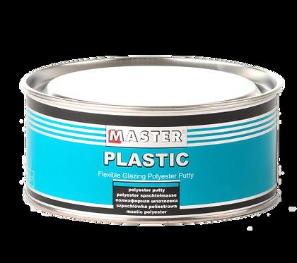 Высокоэластичная шпатлевка для пластмасс Plastic