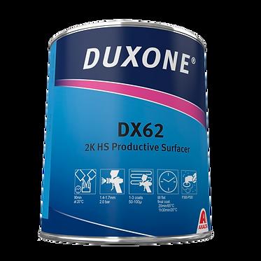 DX62 2K Наполняющая грунтовка с высоким сухим остатком