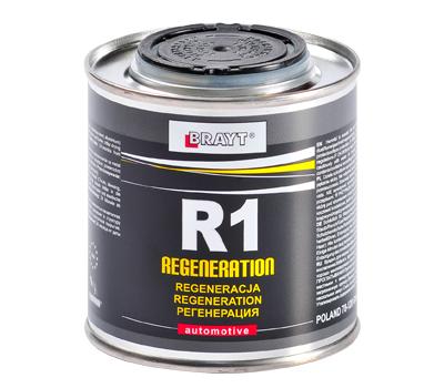BRAYT R1 Регенерация пластмасс и металлов