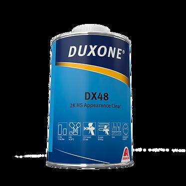 DX48 2К Лак с высоким сухим остатком