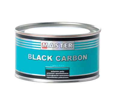 Конструкционная шпатлевка с углеволокном Black Carbon