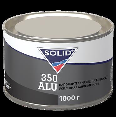 SOLID 350 ALU Универсальная шпатлевка с алюминиевым наполнителем
