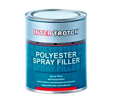 Пневмораспыляемая шпатлевка Spray Filler