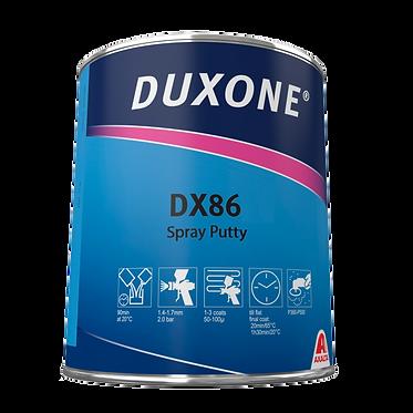 DX86 Распыляемая шпатлёвка