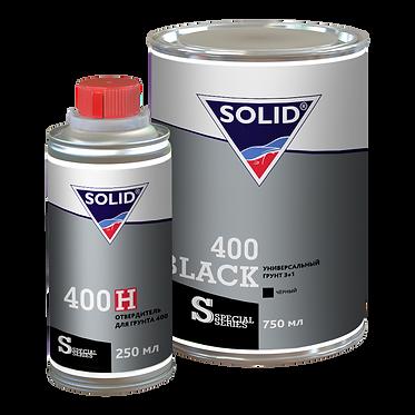 SOLID 400 Двухкомпонентный грунт-наполнитель 3:1