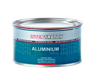 Шпатлевка с алюминием Aluminium