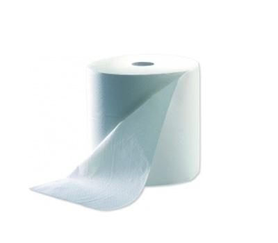 Бумажные полотенца (в рулоне)