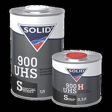 SOLID DIGITAL LINE 900 UHS Двухкомпонентный акрил-уретановый прозрачный лак