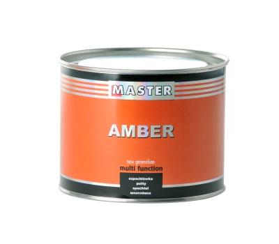 Многофункциональная наполняюще-доводочная шпатлевка Amber