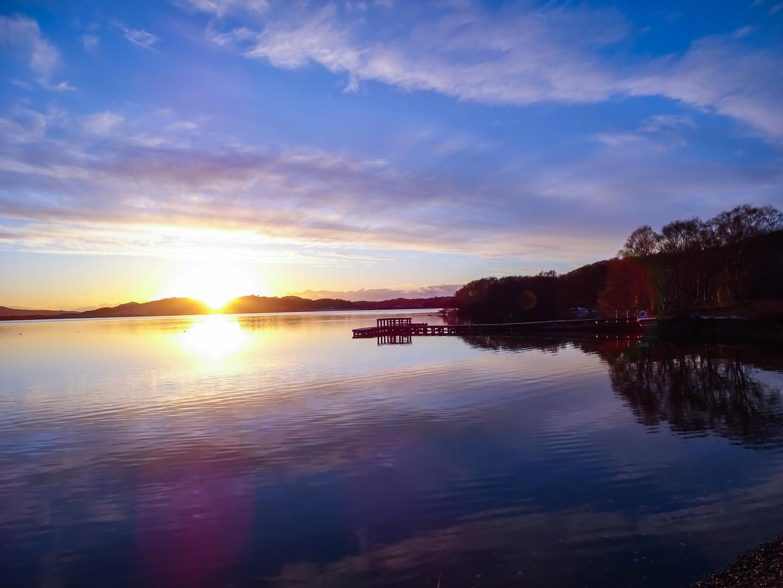 Loch Morar pier