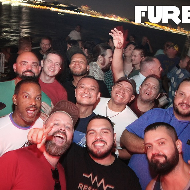 Furball Sunset Disco Cruise NYC