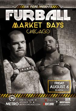 Furball Chicago Market Days 2021 4x6