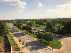 View on Forest park