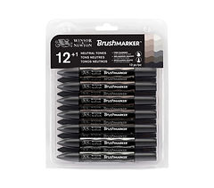 884955043301-W&N BRUSHMARKER 12 SET NEUTRAL TONES FRONT (For Office Print).JPG