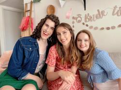 Kam, Clara, and Penelope