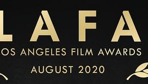 Alyssa Carroll Receives Honorable Mention for Short Film Script