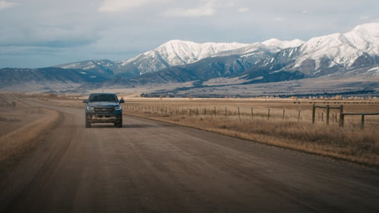 FORD RANGER: ADVENTURE READY WITH WES SILER