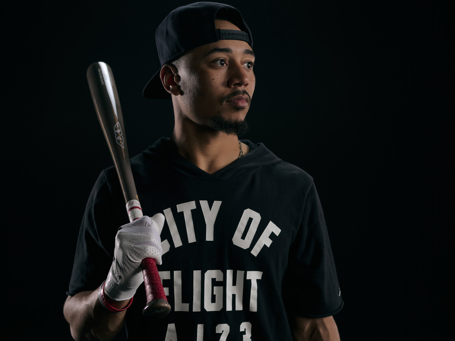 mookie betts photography by JJ Miller