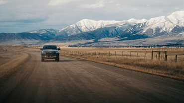 FORD RANGER: WITH WES SILER & OUTSIDE