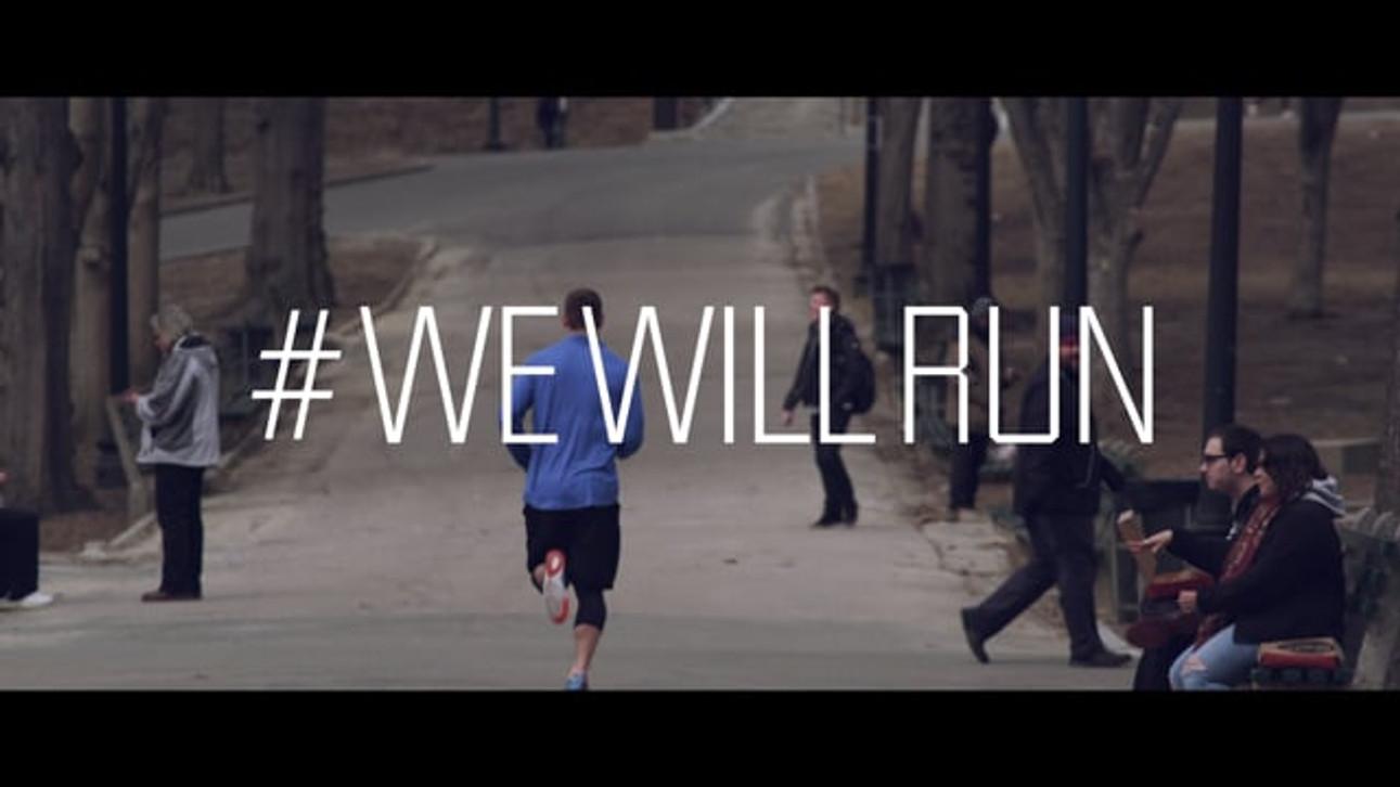 #WEWILLRUN