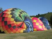 Luftballon-Fahrt