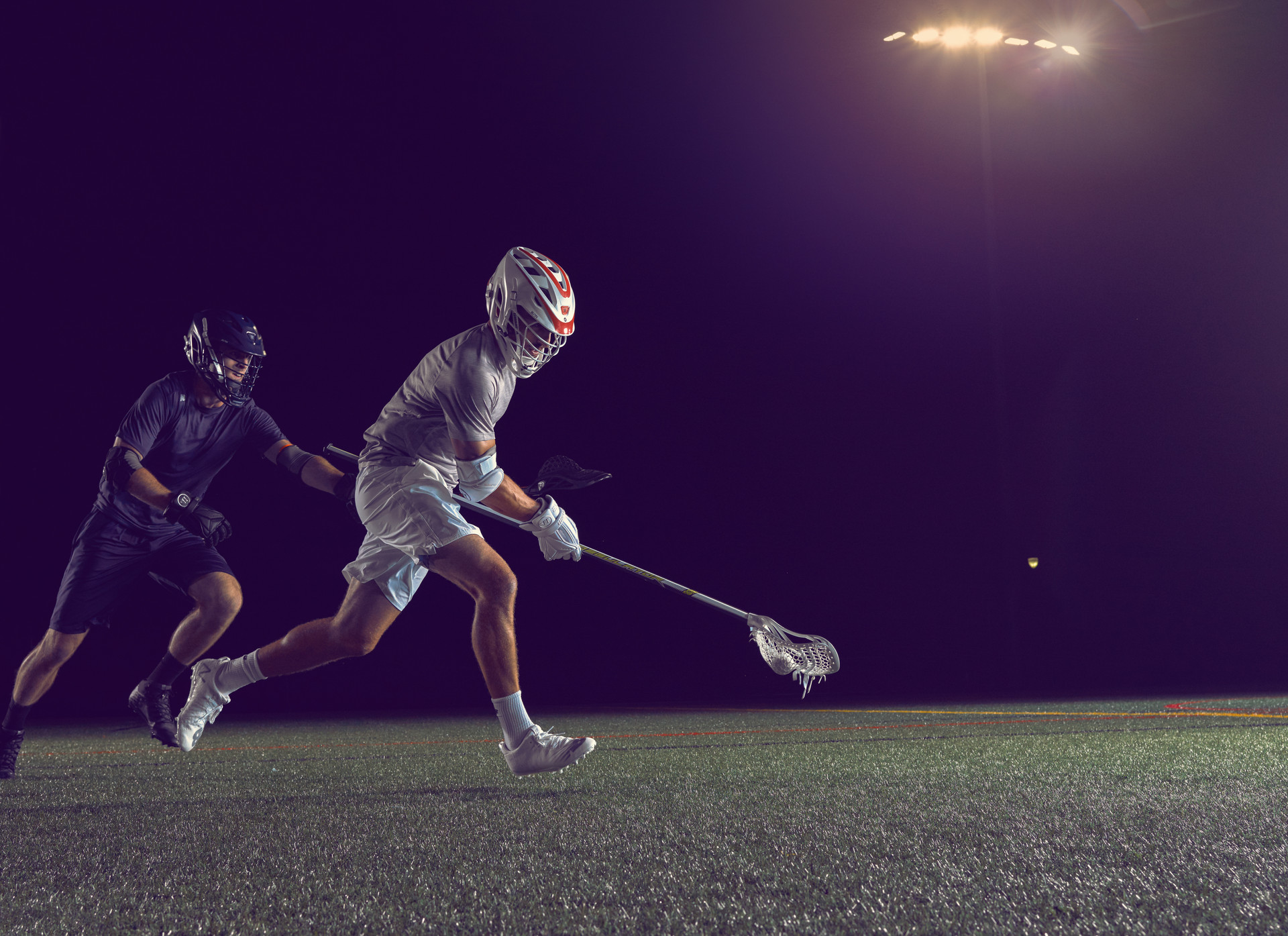 Kyle Hartzell lacrosse